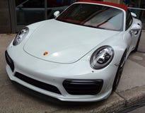 Porsche GTS Fotografia Stock