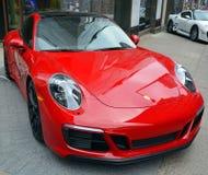 Porsche GTS Immagine Stock