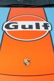 Porsche 911 Gulf Royalty Free Stock Image