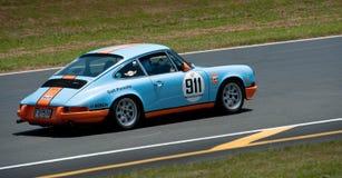 Porsche 911 Gulf  964RS Royalty Free Stock Photos