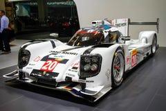 Porsche 919 Hybrid Royalty Free Stock Photos