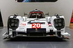 Porsche 919 Hybrid Stock Photography