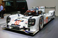 Porsche 919 Hybrid Royalty Free Stock Images