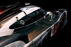Porsche 919 hybrydu Le Mans samochód wyścigowy Obrazy Stock