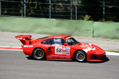 1980 Porsche 935 K3 Royalty Free Stock Photography