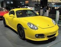Porsche Kajman S Zdjęcia Royalty Free