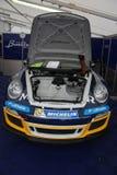 Porsche-Kop in Duitsland Stock Foto's