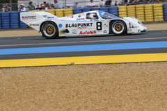 Porsche 962 Stock Photography