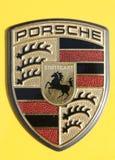 Porsche logo Stock Image