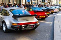 Porsche Royalty Free Stock Image