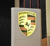 Porsche Maker of Sports Cars Stock Photo
