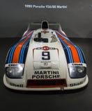 1980 Porsche 936 Martini Στοκ εικόνα με δικαίωμα ελεύθερης χρήσης