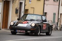 Porsche Stock Image