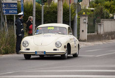 Porsche356 15001954 Stock Photos