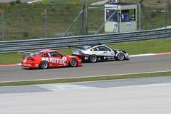 Porsche Mobil 1 Supercup Royalty Free Stock Photos