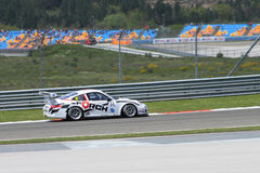 Porsche Mobil 1 Supercup Stock Images