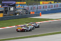 Porsche Mobil 1 Supercup Royalty Free Stock Photography