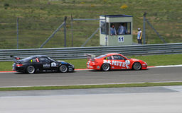 Porsche Mobil 1 Supercup Royalty Free Stock Image