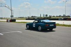 Porsche 944 Royalty Free Stock Image