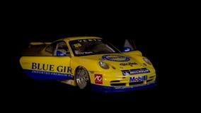 Porsche 911 modell 2005 Arkivbild