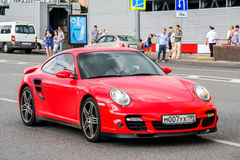Porsche 997 911 Royalty Free Stock Photos