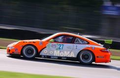 Porsche motorsports Royalty Free Stock Photography