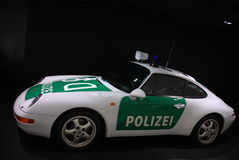 Porsche Museum Stock Photo