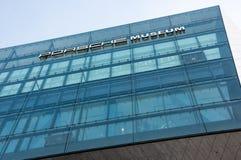 Porsche-Museum Stockbilder