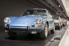Porsche Museum Royalty Free Stock Images