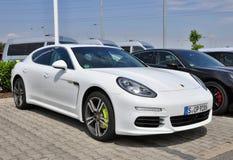 Porsche Panamera Στοκ φωτογραφίες με δικαίωμα ελεύθερης χρήσης