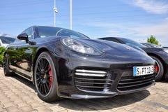Porsche Panamera Royaltyfri Foto