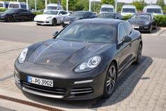 Porsche Panamera Στοκ εικόνα με δικαίωμα ελεύθερης χρήσης