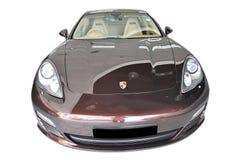 Porsche Panamera Stockbild