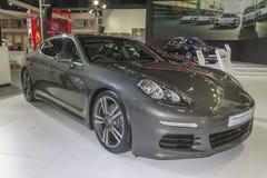 Porsche Panamera Diesel Stock Photos