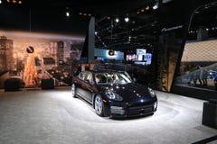 Porsche Panamera Luxury vehicle Stock Images
