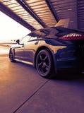 Porsche Panamera pour le VIP Photos stock