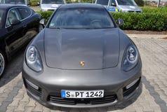 Porsche Panamera Stock Photography