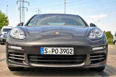 Porsche Panamera Royalty Free Stock Photo