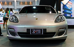 Porsche Panamera S Stock Afbeelding