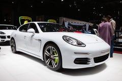 Porsche Panamera S e-hybrid Royalty Free Stock Photos
