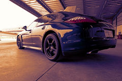Porsche Panamera for VIP Royalty Free Stock Image