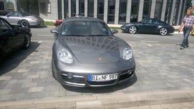Porsche piacevole 911 Immagini Stock
