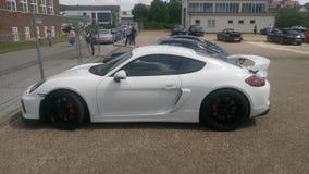 Porsche piacevole 911 Immagine Stock