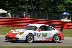 Porsche professional racing Stock Photos