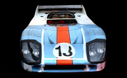 Porsche 917 - 10 protótipo 1970 Imagem de Stock Royalty Free