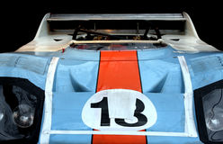Porsche 917 - 10 prototype 1970 Photos stock