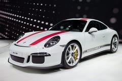 2017 Porsche 911R sportów samochód Obraz Royalty Free