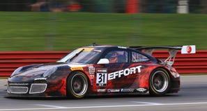 Porsche 911 race car Royalty Free Stock Photos