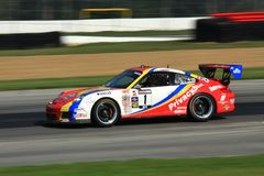 Porsche 991 race car Stock Photo