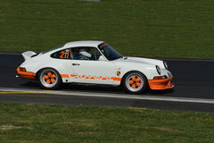 Porsche 911 racerbil 964 Royaltyfri Bild